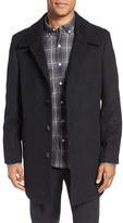 Nordstrom Men's Wool Blend Car Coat