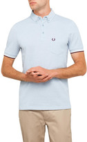 Fred Perry Oxford Pique Shirt