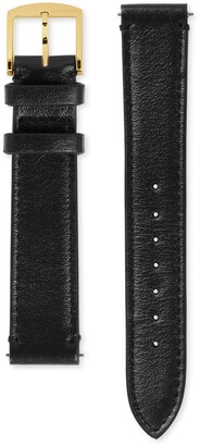 Gucci Grip leather watch strap, 35mm