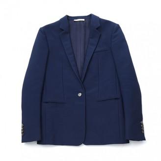 Celine Navy Wool Jackets