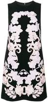 Dolce & Gabbana floral embroidered shift dress