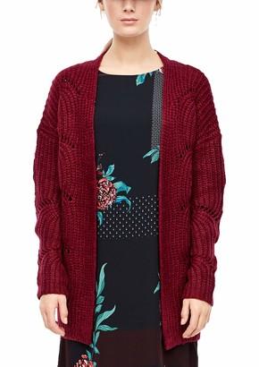 S'Oliver Women's 14.910.64.2354 Cardigan Sweater