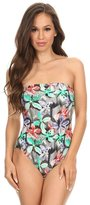 Dippin' Daisy's Strapless Bandeau One Piece
