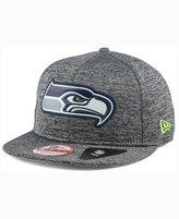 New Era Seattle Seahawks Shadow Tech 9FIFTY Snapback Cap