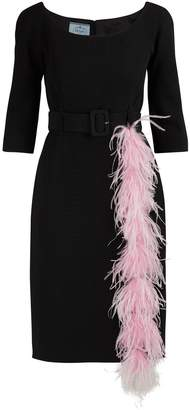 Prada Dress with 3/4 sleeves