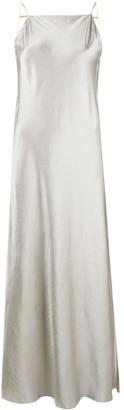 Erika Cavallini Long Cami Dress