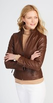 J.Mclaughlin Lana Leather Jacket