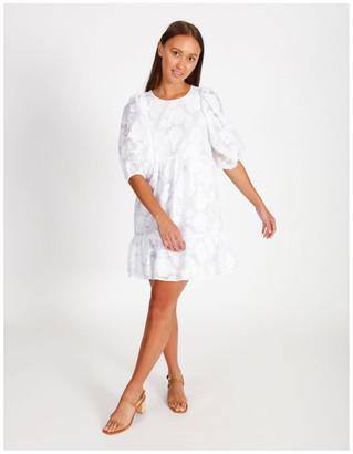 Miss Shop Puff Sleeve Dress