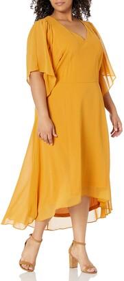 City Chic Women's Apparel Women's Plus Size Dress Adore