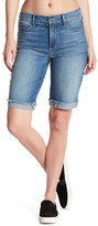 NYDJ Briella Stretch Roll Cuff Denim Short