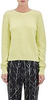 Proenza Schouler Women's Cashmere-Blend Cardigan Sweater-GREEN