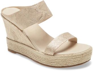 Matisse Flora Wedge Slide Sandal