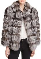 Maximilian Furs Nafa Fox Fur Jacket