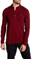Farah Merriweather Long Sleeve Collared Shirt