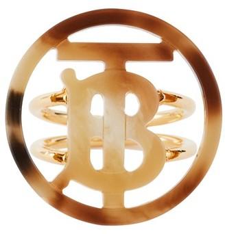 Burberry TB ring