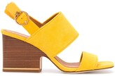 Tory Burch wood heel sandals