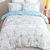 Funtown Dreamaker Kid's Printed Egyptian Cotton Quilt Cover Set