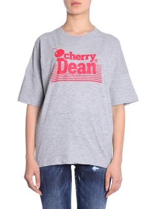 DSQUARED2 Round Collar T-shirt
