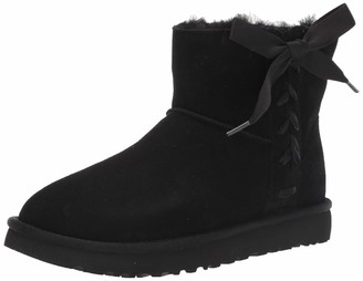 UGG Women's Classic LACE Mini Fashion Boot