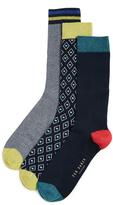 Ted Baker Belsize 3 Pack Socks