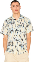 Stussy Bamboo Print Button Down
