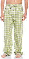 Psycho Bunny Contrast Print Pajama Pants