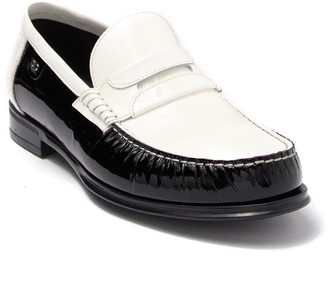 Dolce & Gabbana Patent Leather Penny Loafer