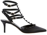 Valentino Garavani Rockstud pumps with cage effect straps