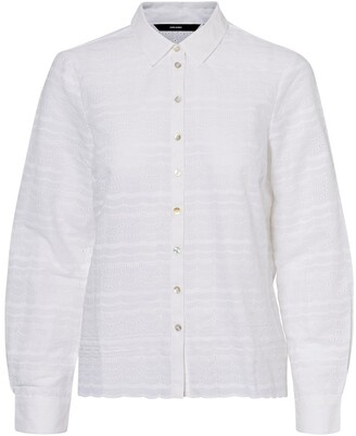 Vero Moda Embroidered Blouse