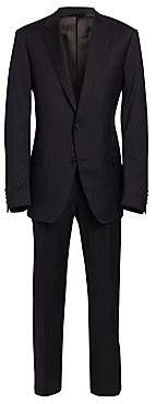 Saks Fifth Avenue BY SAMUELSOHN Classic-Fit Wool Suit