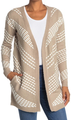 Love by Design Tyro Contrast Stitch Cardigan