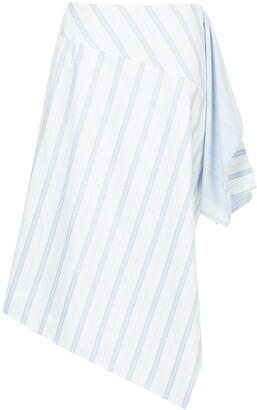 Nehera Flared Striped Skirt