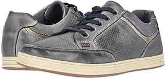 Propet Lucky (Grey Waxy Nubuck) Men's Lace up casual Shoes