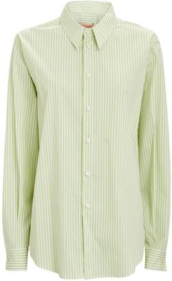 Andamane Georgia Striped Button-Down Shirt
