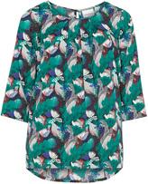 Junarose Plus Size Floral print blouse