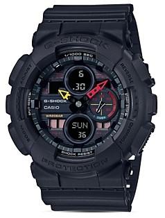 G-Shock GA140 Digital-Analog Watch, 51.2mm