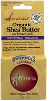 Out of Africa Shea Butter Tin, Lavender, 2 oz