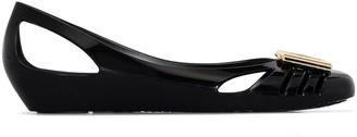 Salvatore Ferragamo Bermuda ballerina shoes