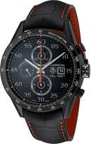 Tag Heuer Men's CAR2A80.FC6237 Carrera Analog Display Swiss Automatic Watch