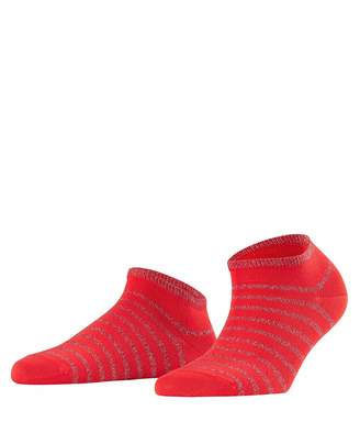 Falke Women Nautical Trainer Socks - Cotton Blend