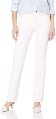 NYDJ Womens Barbara Boot-Cut Jeans