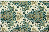 Loloi Taylor Symmetrical Floral Wool Rug