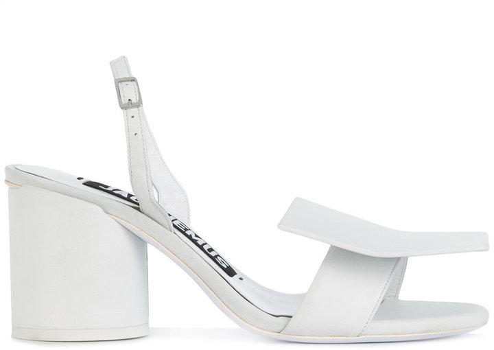 Jacquemus ankle length sandals