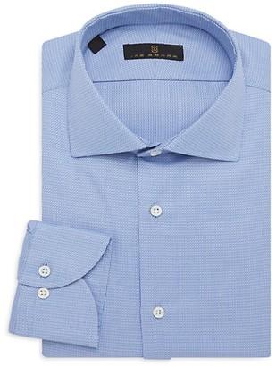 Ike Behar Textured Dress Shirt