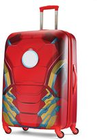 American Tourister Marvel Iron Man Hardside Spinner Luggage by
