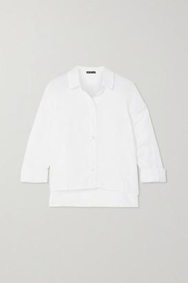 James Perse Linen Shirt - White