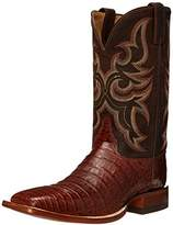 Justin Boots Men's 11 Inch Aqha Collection Riding Boot