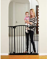 Dream Baby Dreambaby® Chelsea Tall Auto-Close Black Gate & Extensions