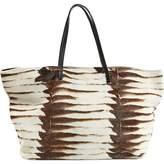 Fendi Roll Bag Pony-style Calfskin Tote