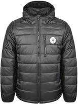 Converse Padded Hooded Jacket Black